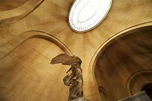Winged Victory Of Samothrace 2 Editorial Stock Photo ...