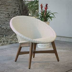 Mid century modern rattan chairs floors doors for Outdoor furniture covers world market