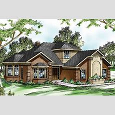 Traditional House Plans  Wichita 10254  Associated Designs