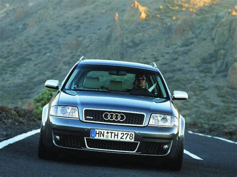 2004 Audi Rs6 Plus 2 Review Top Speed