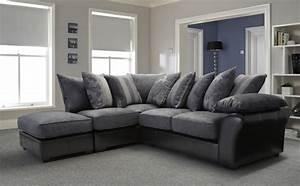 Graues Sofa Kombinieren : moderne sofas und ihre richtigen ma e ~ Michelbontemps.com Haus und Dekorationen