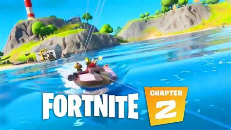 fortnite chapter  season  official trailer youtube