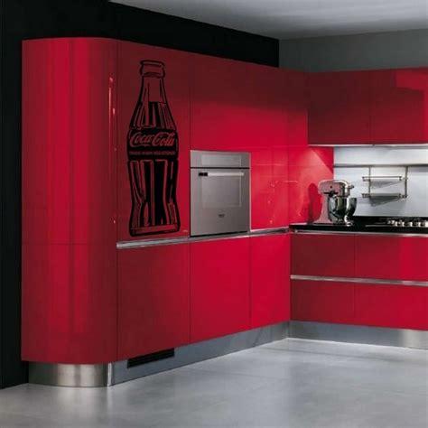 décoration cuisine coca cola