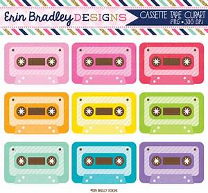Erin Bradley Designs: New! Cassette Tapes, Piggy Banks ...