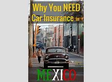 car insurance for mexico travel