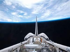 NASA - Bay Doors Open to Space