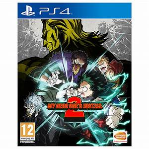 Buy, My, Hero, Ones, Justice, 2, On, Playstation, 4