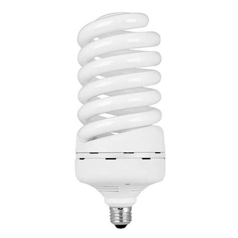 coil light bulbs feit electric 300w equivalent daylight 6500k spiral cfl