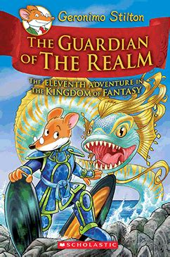 geronimo stilton  kingdom  fantasy   guardian