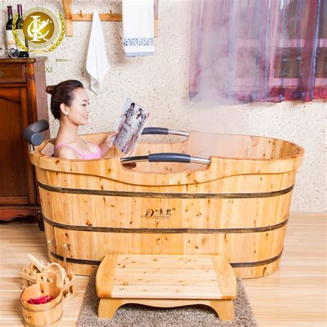 cedar soaking tub cedar bath bathtub bath barrel bath tub portable
