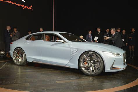 Hyundai Genesis News by 2018 Genesis G70 Sedan Previewed By Genesis New York