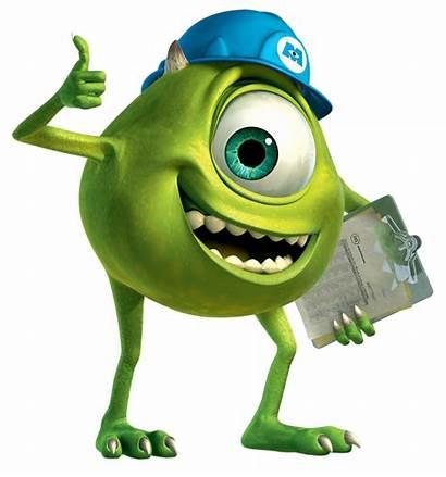 Mike Wazowski Wiki Monsters Inc Disney Character
