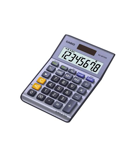 calculatrice bureau calculatrice de bureau casio ms 88ter ii aubureau