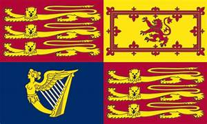 United Kingdom Royal Standard Flags And Accessories Crw