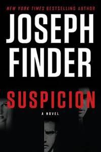 Suspicion by Joseph Finder — Reviews, Discussion ...