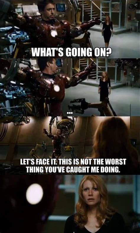 Iron Man Meme - funny iron man meme