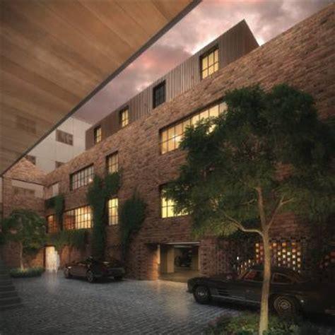 Loft Character by Character Loft Apartments Transforming Historic Ford