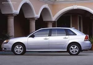 Chevrolet Malibu Maxx - 2003  2004  2005  2006  2007  2008