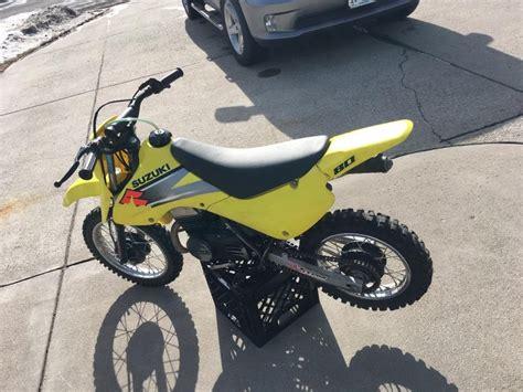 junior motocross bikes for sale suzuki jr motorcycles for sale