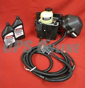 New Mercury Verado Power Steering Pump Kit 12ft Part