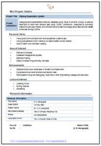 information technology resume layouts exles of hyperbole over 10000 cv and resume sles with free download information technology cv template download