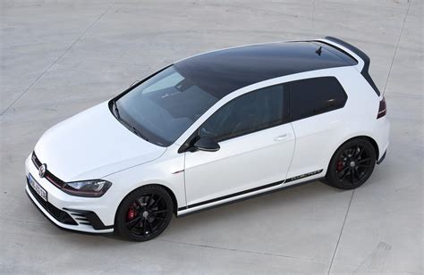 Vw Gti Club Sport by Vw To Debut Golf Gti Clubsport S At W 246 Rthersee 2016 Gtspirit