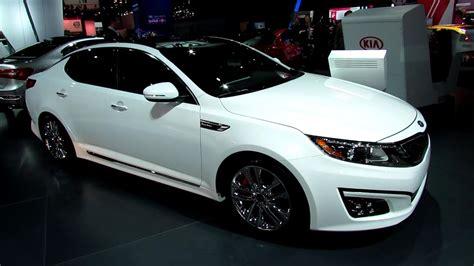 New 2014 Kia Optima by 2014 Kia Optima Sx L Exterior And Interior Walkaround
