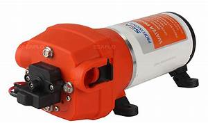 New High Pressure Water Pump 12 V Dc Replaces Jabsco 31620