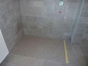 exceptional salle de bain imitation parquet 3 douche With douche parquet