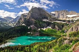 Nature, Landscape, Lake, Turquoise, Water, Mountains