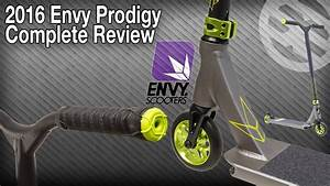 2016 Envy Prodigy S4 Review with Nick Darger - YouTube