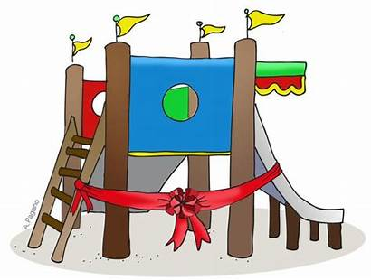 Playground Clipart Clip Today Pto Opening Playgrounds