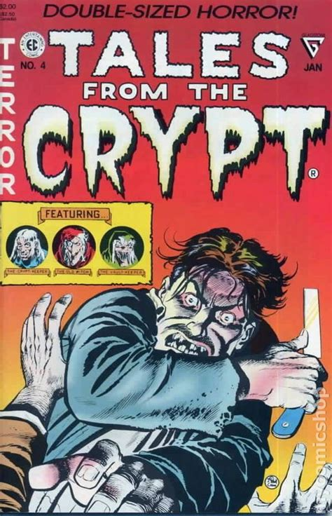 Tales From The Crypt Comic Books Issue 4