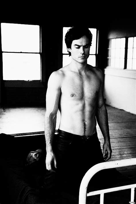fifty shades  grey  cast ian somerhalder bitter