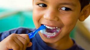 Teeth Brushing for Kids - Defacto Dentists Blog