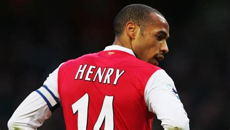 Thierry Henry Last Goal For Arsenal ! - YouTube