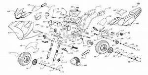 49cc Pocket Bike Wiring Diagram