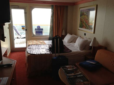 balcony room on the carnival valor carnival cruise