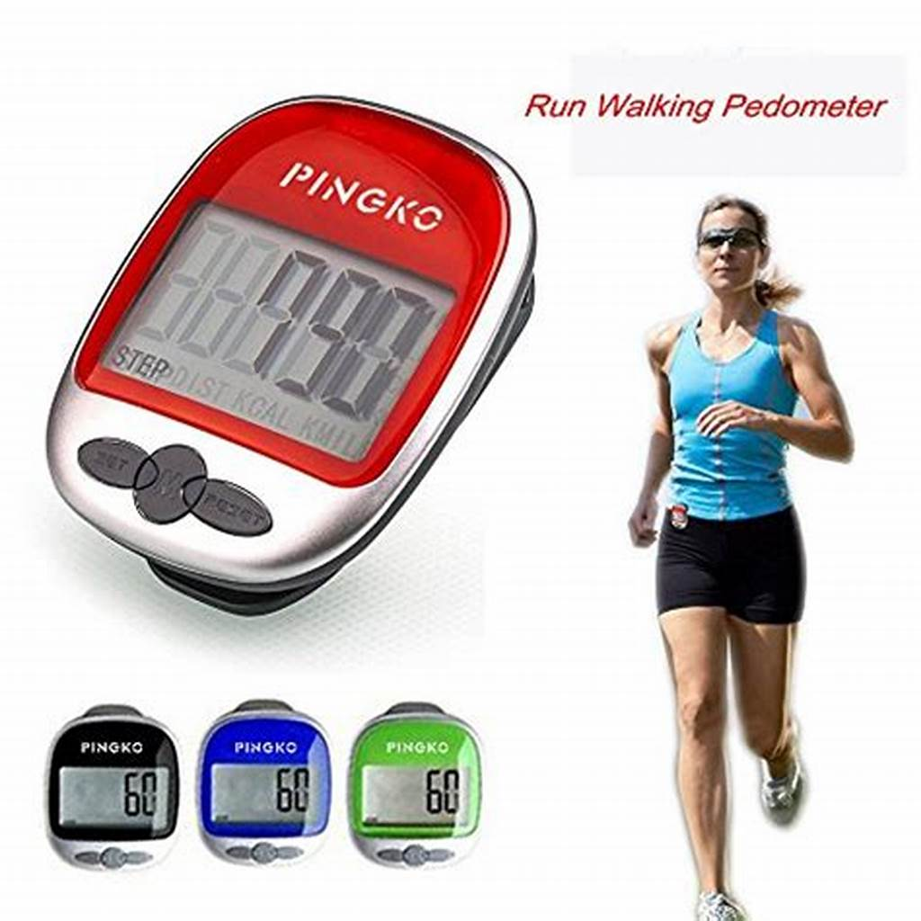 #Pingko #Best #Pedometer #For #Walking #Accurately #Track #Steps