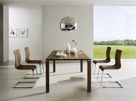Dining Room Minimalist by Modern Minimalist Dining Room Design Home Design Picture