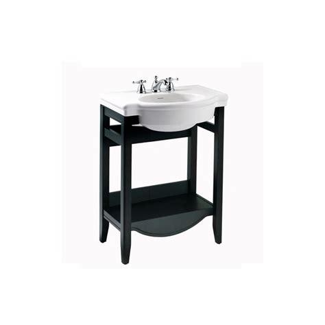 american standard retrospect sink and washstand american standard 9425 200 322 chocolate skyline