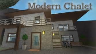 top photos ideas for starter houses lets build bloxburg modern chalet