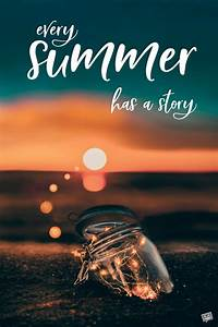 Summer Quotes on Images to Share and Post
