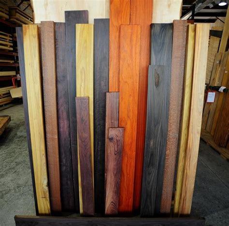 woodwork exotic wood lumber  plans