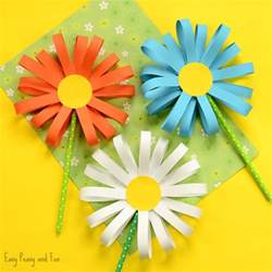 calla flower paper flower craft easy peasy and