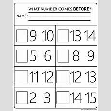 Number Order Kindergarten Free Printable Worksheets Numbers 120  Free Printable Worksheets
