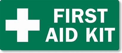 Aid Kit Sign Printable Signs Clipart Graphic