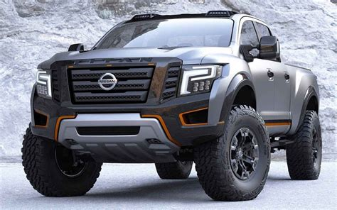 nissan safari lifted 2018 nissan titan the new trucks king is ready to hit
