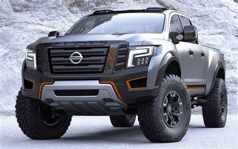 truck nissan titan 2018 nissan titan the new trucks king is ready to hit