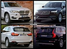 Is Volvo XC90 a problem for the BMW X5?